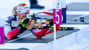 Biathlon Mistrzostwa Europy 27.01.2017
