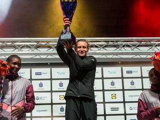 Nadolska pobiła rekord Polski w półmaratonie