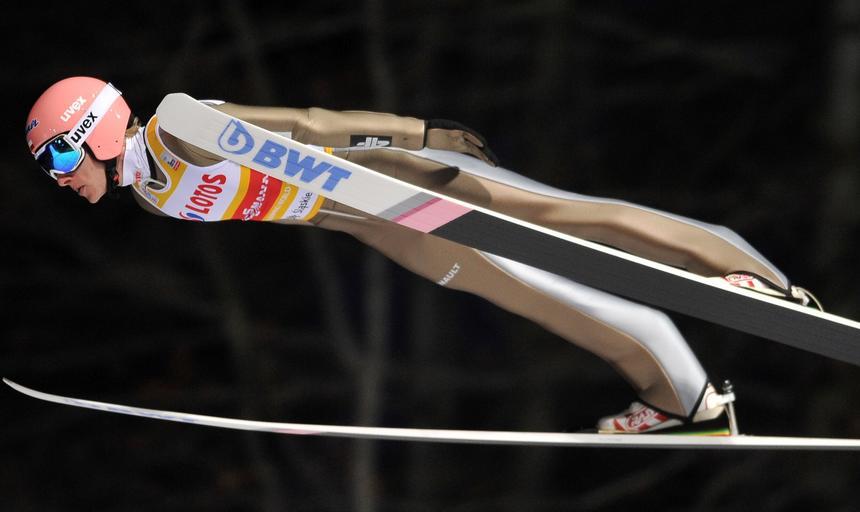Skoki Narciarskie Konkurs Druzynowy - Puchar Swiata w Wisle