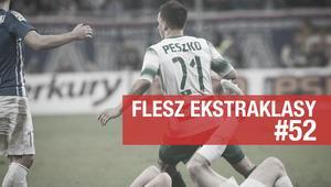 Flesz Ekstraklasy #52 - Są kary za Lech–Lechia. Peszko czuje się niewinny