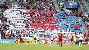 Pilka nozna. Euro U21. Niemcy - Czechy. 18.06.2017