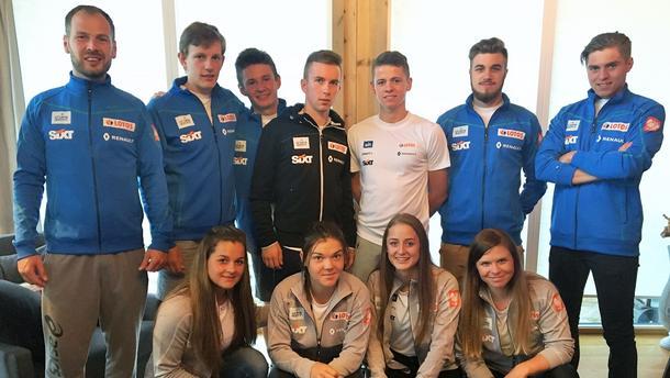 Młodzi polscy biegacze trenują w Norwegii!