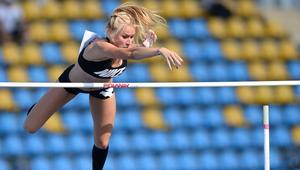 Kamila Przybyła, lekkoatletyka, skok o tyczce
