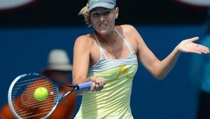 Zobacz zmagania tenisistek podczas Australian Open 2013 - Maria Szarapowa!