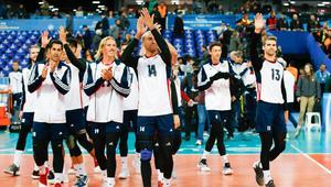 USA drugim półfinalistą Ligi Światowej siatkarzy