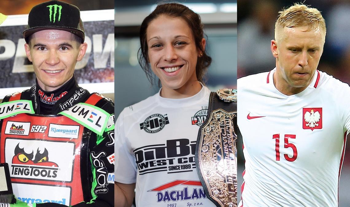 Jedni zaskoczyli, inni zachwycają od dawna. Oni powalczą o tytuł mistrza sportu!