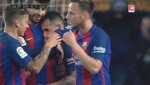 Skrót Barcelona - Osasuna 7:1