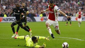 Ajax Amsterdam v Olympique Lyon
