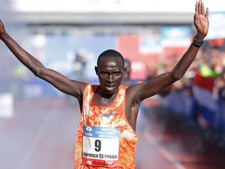 Rekord maratońskiej trasy w Amsterdamie