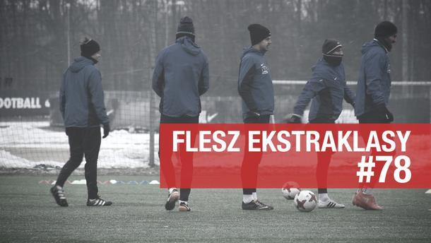 Flesz Ekstraklasy #78 - Liderzy na wylocie z Lecha