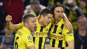 Borussia Dortmund Lewandowski Błaszczykowski Subotić