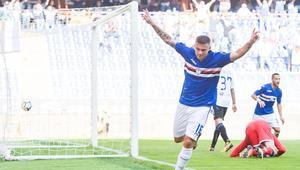 UC Sampdoria vs Atalanta Bergamasca Calcio