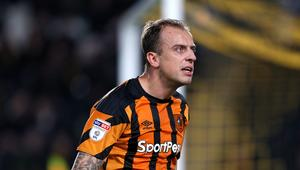 Hull City v Middlesbrough - Sky Bet Championship - KCOM Stadium