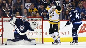 NHL Pittsburgh Penguins Winnipeg Jets