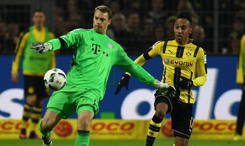 Borussia Dortmund vs FC Bayern Monachium
