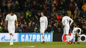 FOOTBALL - UEFA CHAMPIONS LEAGUE - 1/8 FINAL - FC BARCELONA v PARIS SG