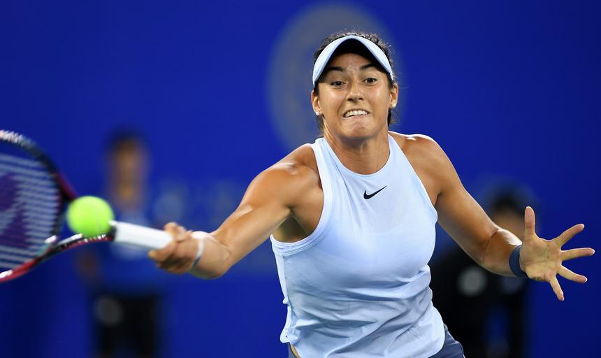 (SP)CHINA-WUHAN-TENNIS-WTA-WUHAN OPEN-FINAL(CN)