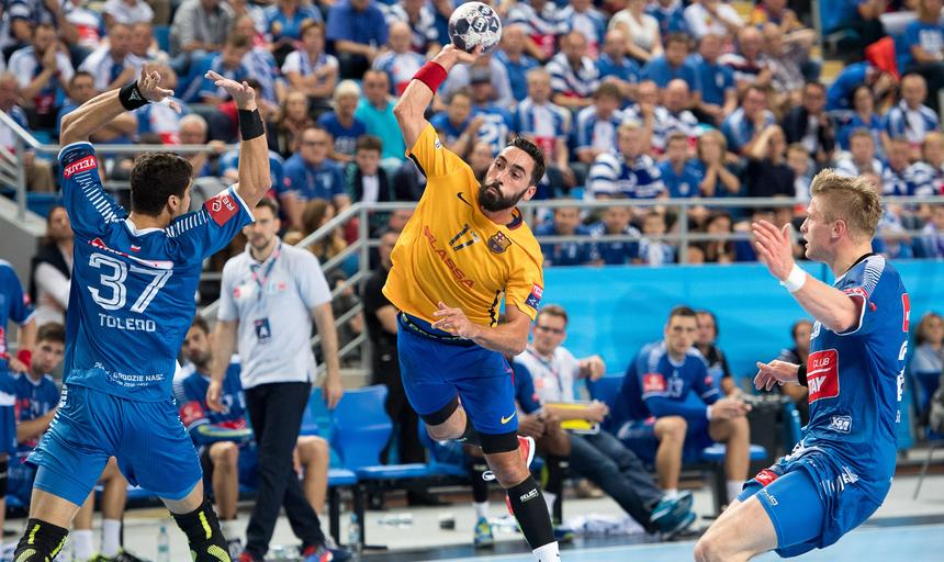 Orlen Wisla Plock - FC Barcelona Lassa. EHF Mens Champions League. 25.09.2016