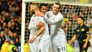 Real Madrid vs Sevilla, La Liga