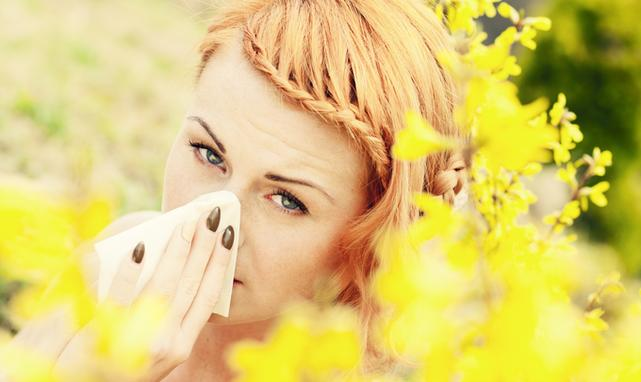 Wiosenne alergie utrudniają życie biegaczom