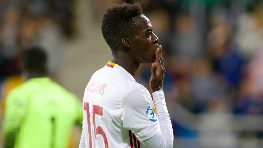 Pilka nozna. Euro U21. Portugalia - Hiszpania. 20.06.2017