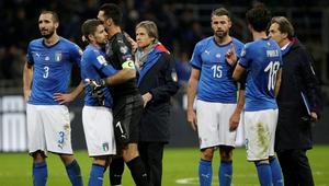Włosi nie awansowali na mundial
