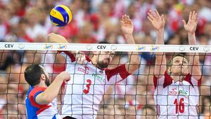 Poland vs Serbia - European Men's Volleyball Championships 2017 - Warsaw, Poland, 24 Augutst 2017