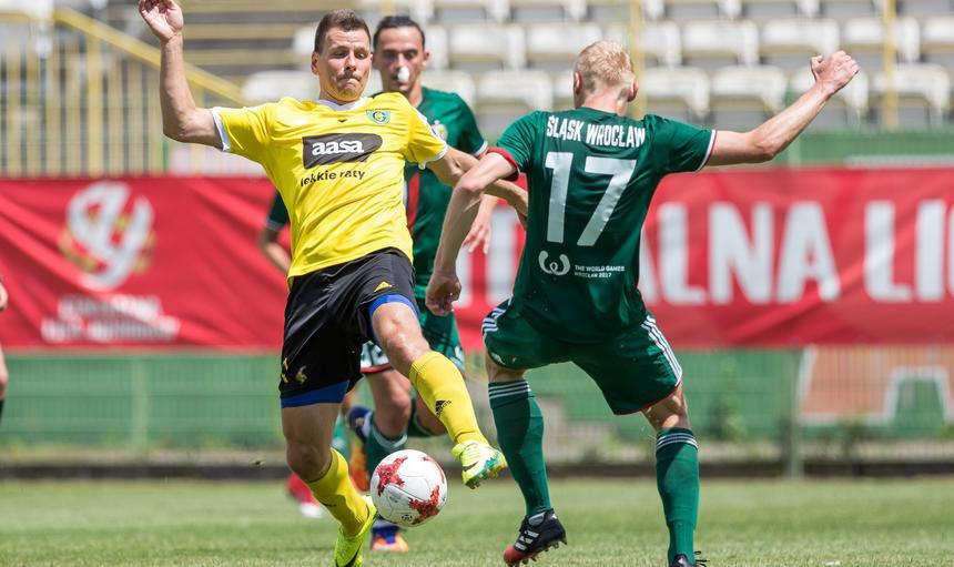 Slask Wroclaw - GKS Katowice