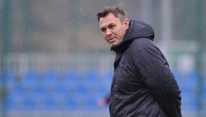 Pierwszy trening GKS Katowice
