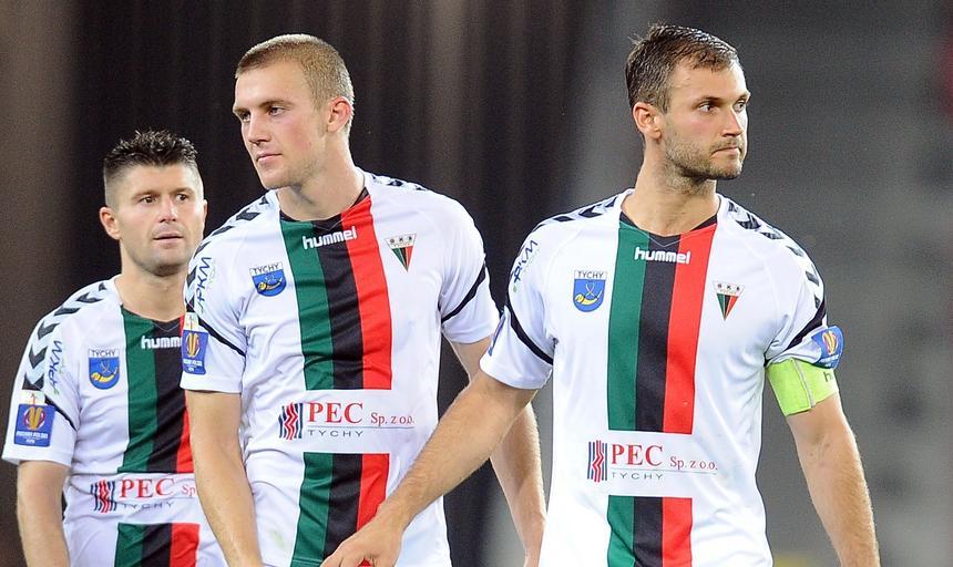 GKS Tychy - Cracovia Krakow