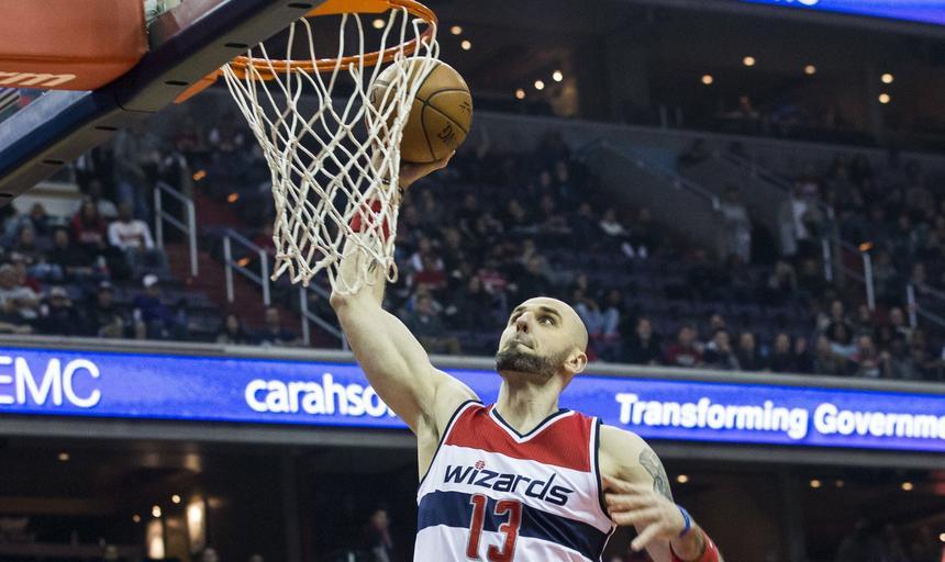 NBA - Washington Wizards vs New Orleans Pelicans