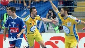 Pilka reczna. PGNiG Superliga. Orlen Wisla Plock - PGE Vive Kielce. 18.10.2017