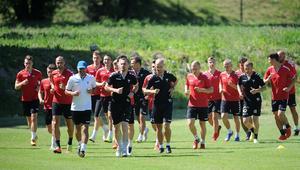 Pierwszy trening GKS Tychy przed startem sezonu