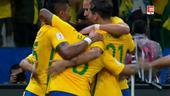Skrót Brazylia - Paragwaj 3:0
