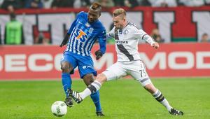 Legia Lech ekstraklasa piłkarska