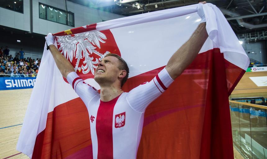 Adrian Tekliński Mistrzem Świata