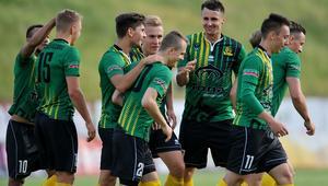 GKS Jastrzebie - BKS Stal Bielsko Biala