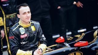 """""""Kubica robi postępy podczas testów. Jest w fantastycznej formie"""""""