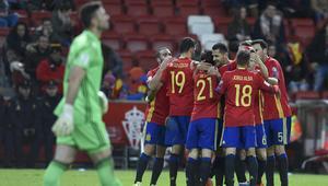 Hiszpania - Izrael