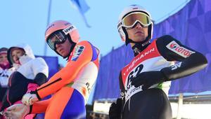 Mistrzostwa swiata w narciarstwie klasycznym 2017 - kwalifikacje na duzej skoczni