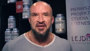 Oświeciński: Nie jestem w KSW dla sławy i pieniędzy!