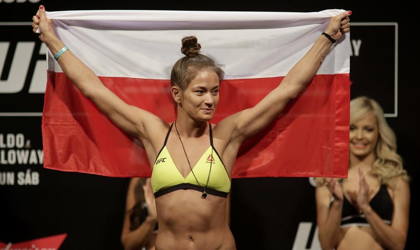 UFC Rio 212 Weighing