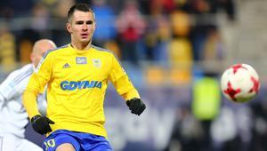 Josip Barisić nie zagra przeciwko swoim byłym kolegom z Piasta.