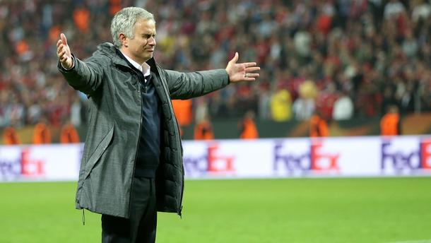 Wyrachowanie Mourinho wygrało z fantazją Ajaksu