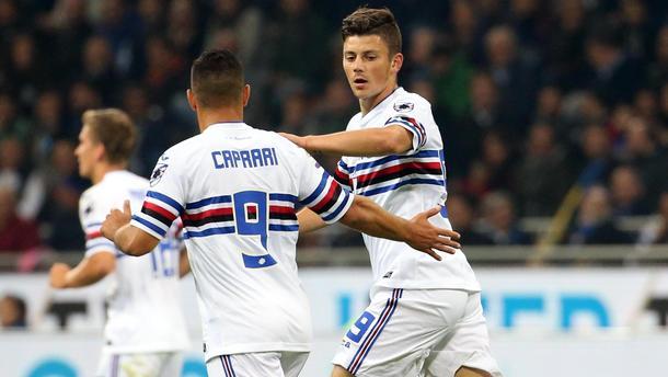 Inter FC vs UC Sampdoria
