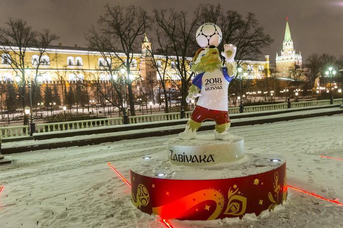 Zabiwaka – oficjalna maskotka mistrzostw świata