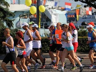 Najbardziej międzynarodowy maraton w Polsce