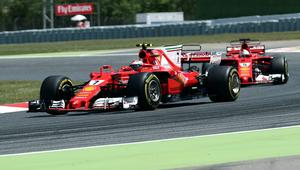 Raikkonen i Vettel