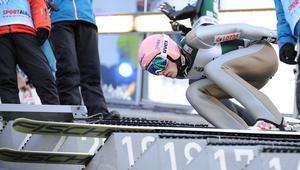 Zawody Pucharu Swiata w Skokach Narciarskich - Konkurs druzynowy