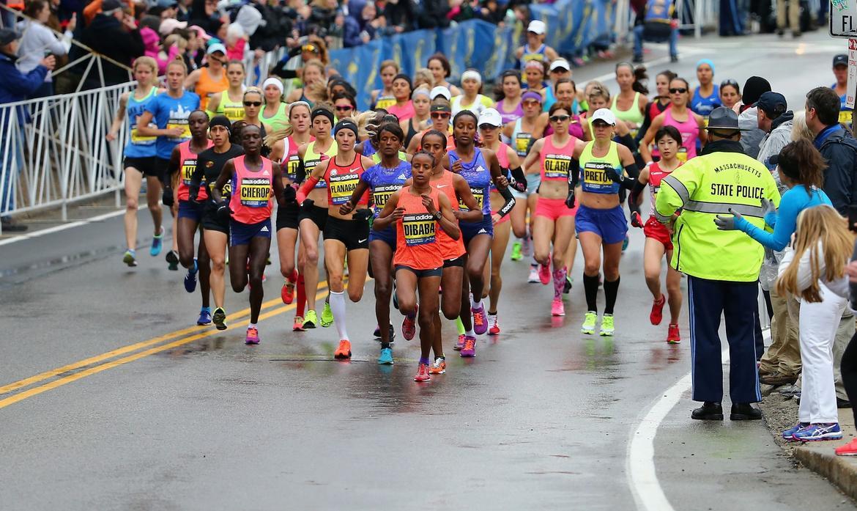 Boston, maraton